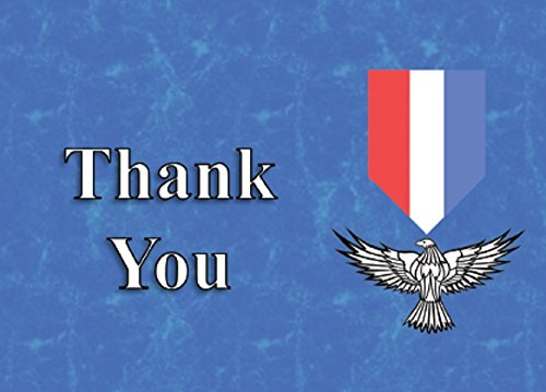 (Eagle Scout Ceremony Thank You Card Eagle Badge (Pack of)