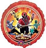 Power Rangers Samurai Foil Balloon Party Accessory, Health Care Stuffs