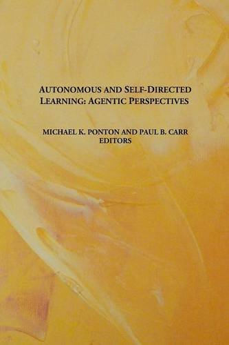Autonomous and Self-Directed Learning: Agentic Perspectives