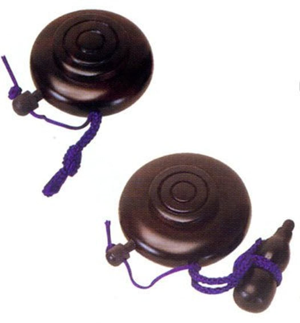 議題代理人保護する仏具 ミニ寸用PC線香差し(線香入れ)溜色 高さ5cm直径3cm
