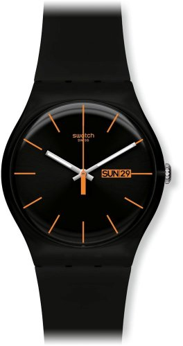Swatch SUOB704 rebel silicone unisex product image