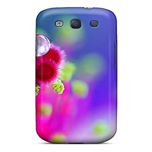 Durable Case For The Galaxy S3- Eco-friendly Retail Packaging(beautiful Drops)