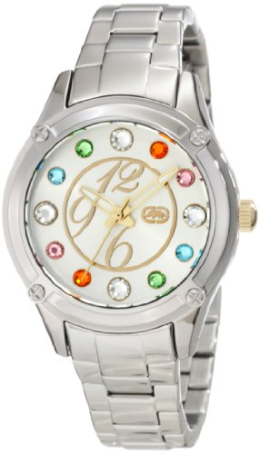 Rhino by Marc Ecko Women's E8M016MV Fashionable Color-Infused Watch