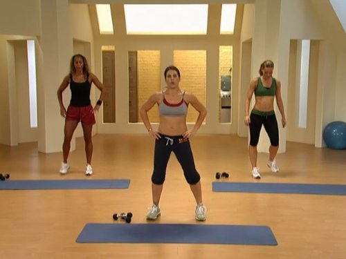 Level 1 (Jillian Michaels Ripped In 30 Level 2)