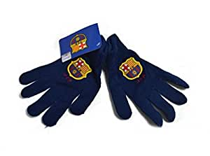 FC Barcelona Authentic Knitted Gloves