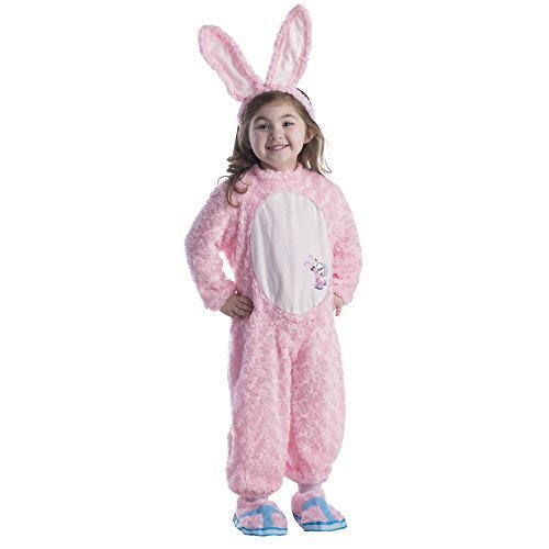 Kids Energizer Bunny Costume - Size Toddler 4 by Dress Up (Energizer Bunny Costume Toddler)