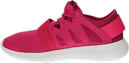 Adidas Kvinders Rørformede Virale Originaler Kører Sko Lyserød / Pink-hvid QpcBpj7HB