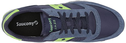 Sneakers Navy Saucony Men Green Original Herren Jazz F77gR4U