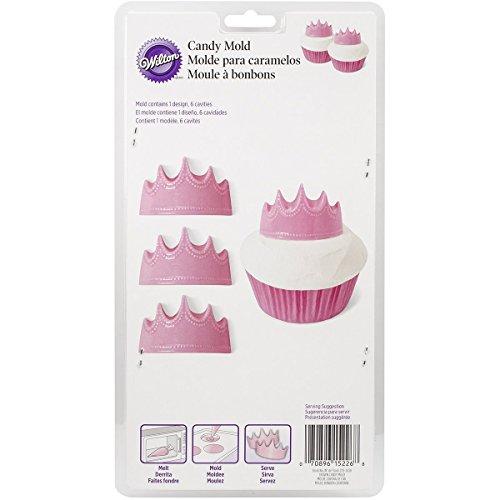 Wilton 2115-0226 Crown Candy -