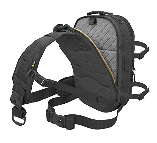 HAZARD 4 Blastwall(Tm) Optics Hard Shell Sling-Pack - Black, One Size