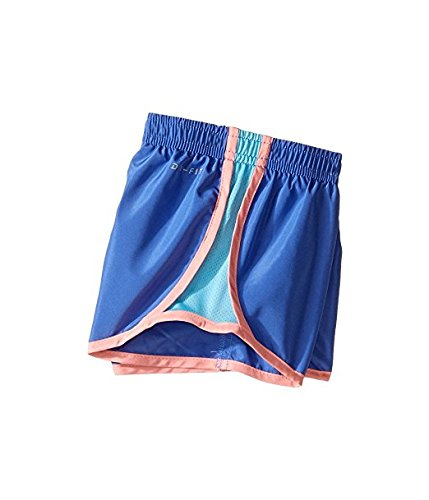 Nike 3.5 Girls Tempo Pantaloncini Da Corsa Comet Blu (b9a) / Rosa Pallido / Blu / Blu Cometa