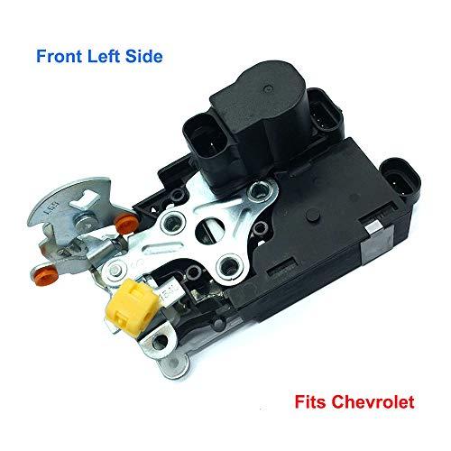 Fl Motor - Door Lock Actuator 931-156 Driver Side Front Left 15003766 Lock Latch Actuator for Chevrolet Trailblazer 15079224 FL Door Lock Actuator Motor 15110507
