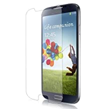 Dynamic - USA Company – SLIM Premium Tempered Glass Screen Protector for Samsung Galaxy S4 i9500 (0.26 mm) – 1 Pack – Retail Packaging