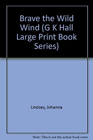 book cover of Brave the Wild Wind