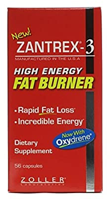 NiGen BioTech Zantrex 3 High Energy Fat Burner, 56 ct by NiGen BioTech
