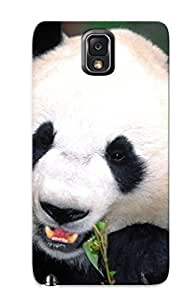 For Case Samsung Galaxy S4 I9500 Cover Defender(panda Picture) Gift For Christmas