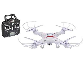 Velleman RCQC1 dron con cámara - Drones con cámara (Color Blanco ...