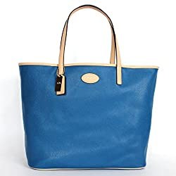 COACH Crossgrain Leather Metro Tote - Bright Mineral