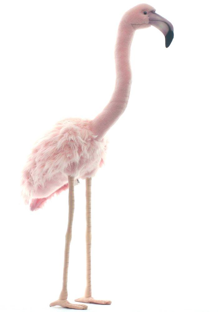 Hansa Flamingo Plush, Large, Pink