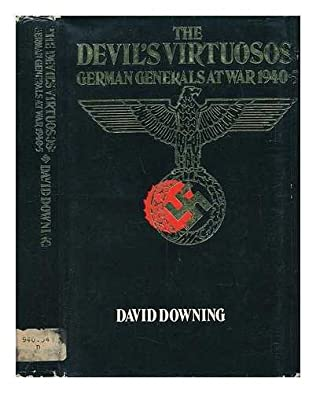 book cover of Devil\'s Virtuosos