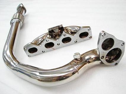 Mazda Miata 1.6 Turbo Manifold & Downpipe Set (For 16G Turbo)