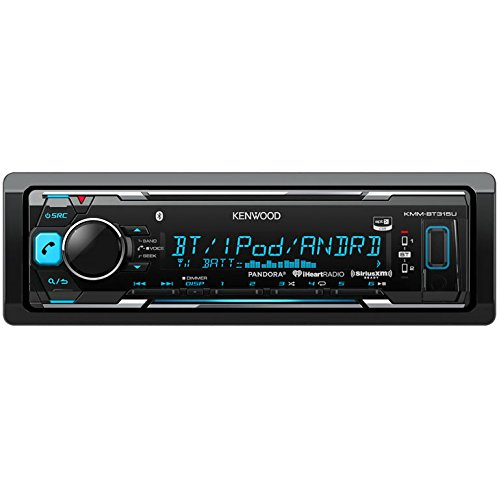 Kenwood KMMBT315U Digital Receiver Bluetooth