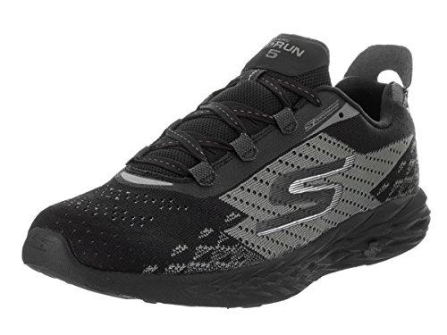 Skechers-Mens-Go-Run-5-Black-Running-Shoe-10-Men-US