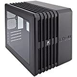 Corsair Carbide Series Air 240 High Airflow MicroATX and Mini-ITX PC Case - Black