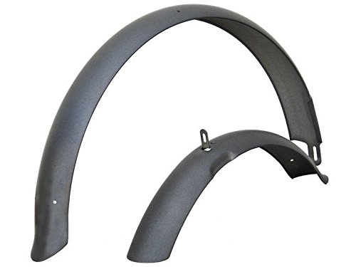 Firmstrong Beach Cruiser Bicycle Fender Set Front and Rear