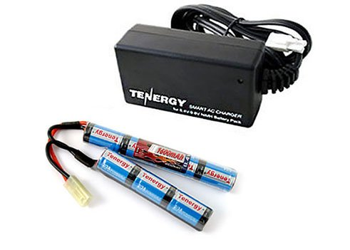 8.4V 1600mAh Butterfly Replaces G&G EBB GR15 Raider-L + 8.4V Charger