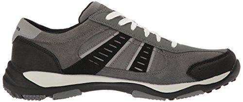 Skechers Larson-Nerick, Zapatillas Para Hombre Charcoal/Black