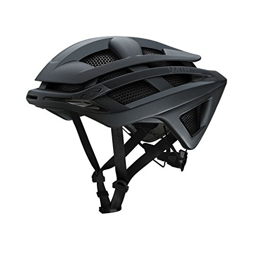 Smith Overtake Helmet - CLOSEOUT LARGE MATTE BLACK by Smith Optics
