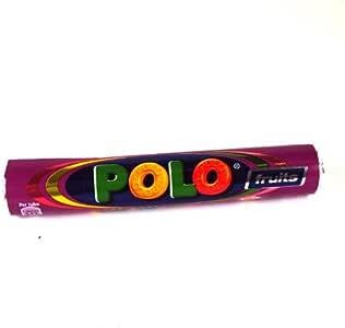 POLO Fruits Bonbons - Caramelos para fruta: Amazon.es ...