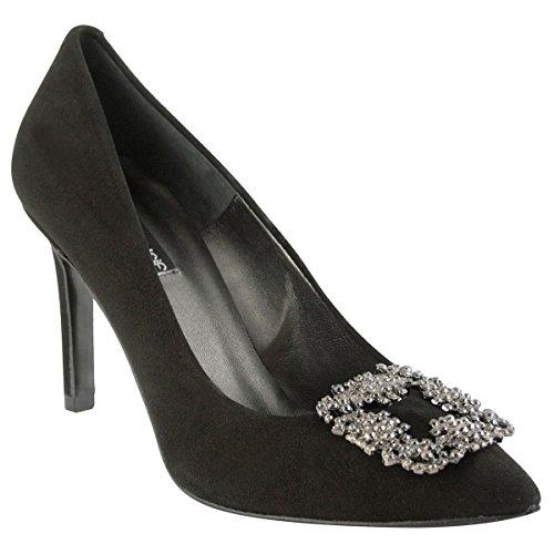 Chaussures Exclusif À Trudy Noir Talons Paris YAwwxn48P