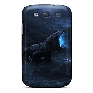 Perfect Fit NZWxIVo4846beTxW Darkness Monster Case For Galaxy - S3