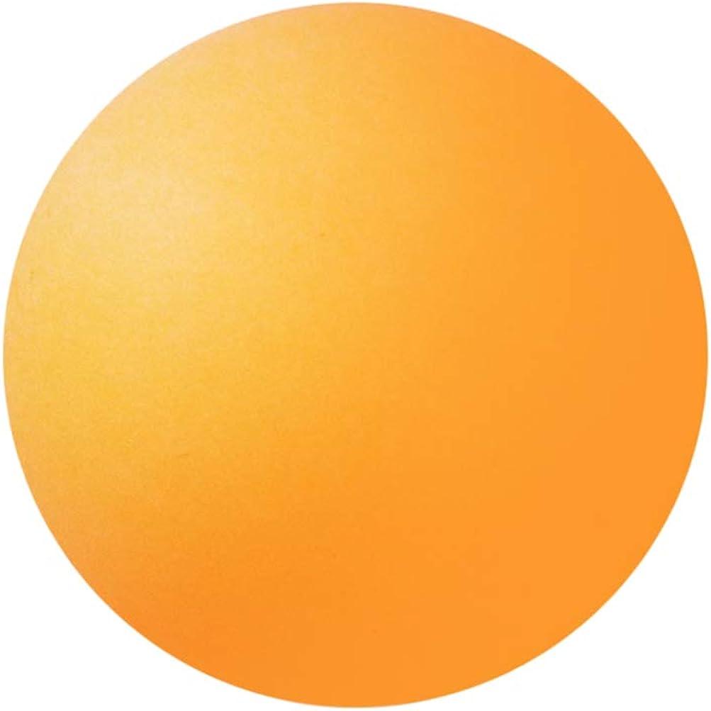 BESPORTBLE 24 Piezas de Bolas de Ping-Pong de 40 mm para Entrenar Juegos Infantiles de Interior Accesorios de Juego de Tenis de Mesa al Aire Libre (Blanco)