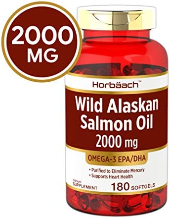 Horbaach Alaskan Softgels Non GMO Excellent product image