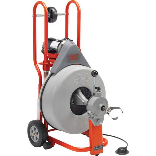Feed Drum (Ridgid 41977 K-750-SE Drum Machine Kit with Auto Feed for Drain/Sewer Lines)