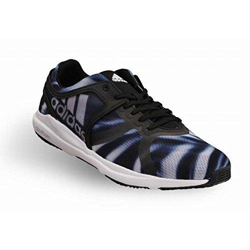 adidas Crazytrain CF W, Zapatillas Mujer, Negro (Negbas/Ftwbla/Negbas), 42 EU