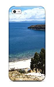 fenglinlinElliot D. Stewart's Shop Hot Titicaca Lake Tpu Case Cover Compatible With ipod touch 4