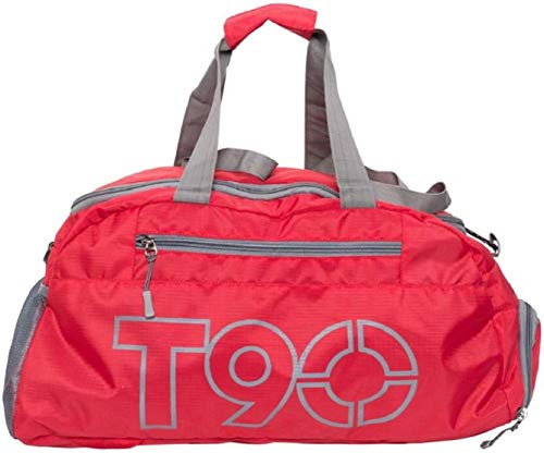 Prajo T 90 Expandable Travel Duffel Bag  Red