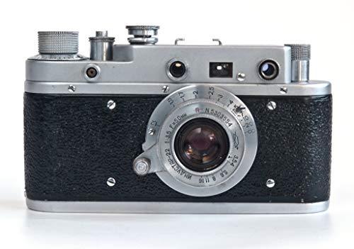 (ZORKI USSR Soviet Union Russian 35 mm Leica Copy RF Film camera)