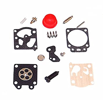 Amazon weed eater featherlite trimmer replacement carburetor weed eater featherlite trimmer replacement carburetor repair gasket kit 530069841 fandeluxe Image collections