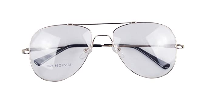 2fcdddd7e0 Image Unavailable. Image not available for. Color  Gold Memory Titanium  Full flex Flexible Large Size Aviator Optical Eyeglass Frame Rx