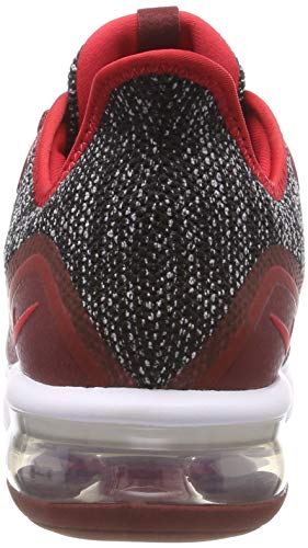 Nike university Ginnastica 015 black white Da team Basse Multicolore Red Max 3 Air Red Sequent Uomo Scarpe gfxg4r