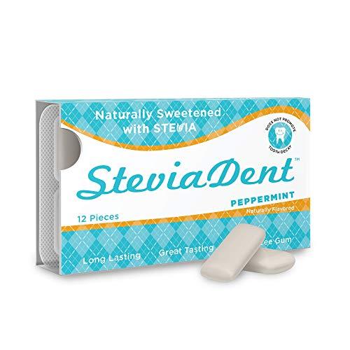 Stevita SteviaDent Sugar-Free Gum