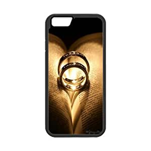 wedding ring CUSTOM Case Cover for iPhone6 4.7