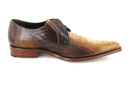 Marrone marrone Sendra Marrone uomo stringate 41 Scarpe 7965A Boots Bicolor qgqw1H0