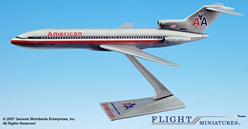 flight-miniatures-american-airlines-1970-livery-boeing-727-200-1200-scale