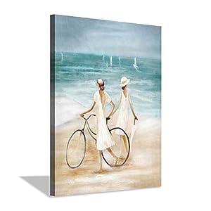 41IYGsEelPL._SS300_ Beach Paintings & Coastal Paintings